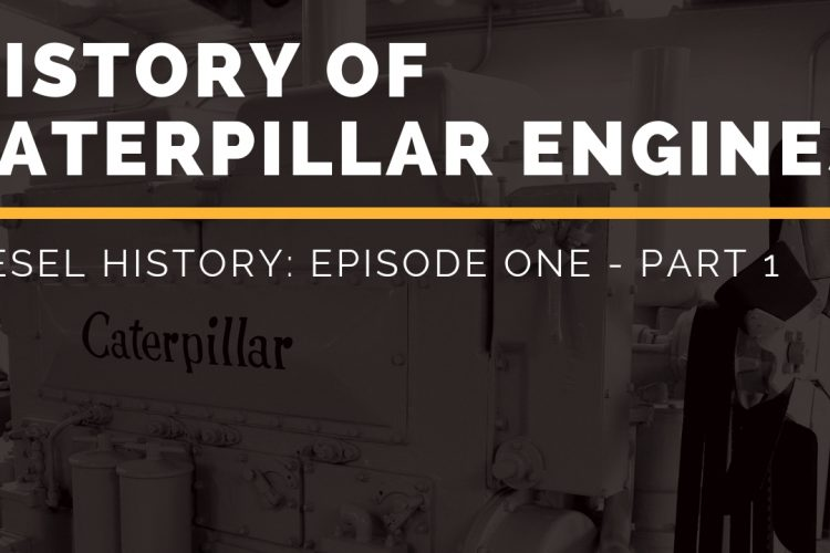 History of Caterpillar
